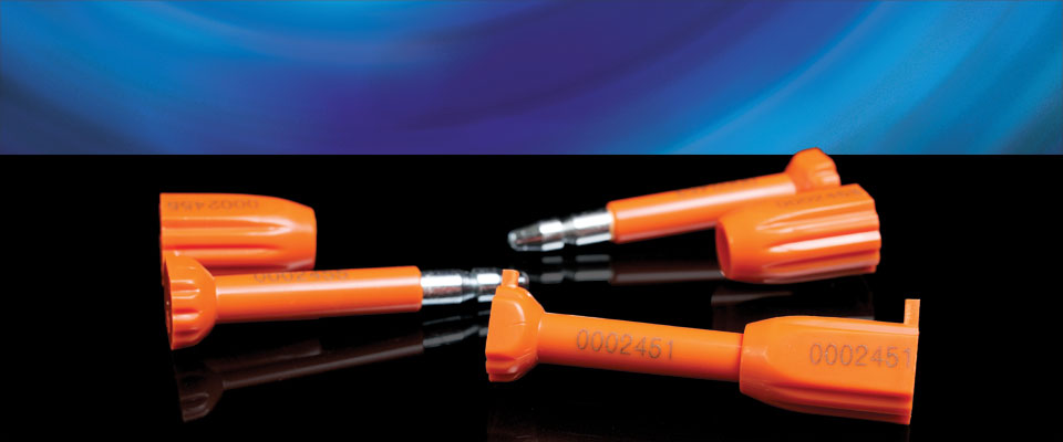 The EnaBolt 1A is an economical bolt seal with attached pin for convenience.