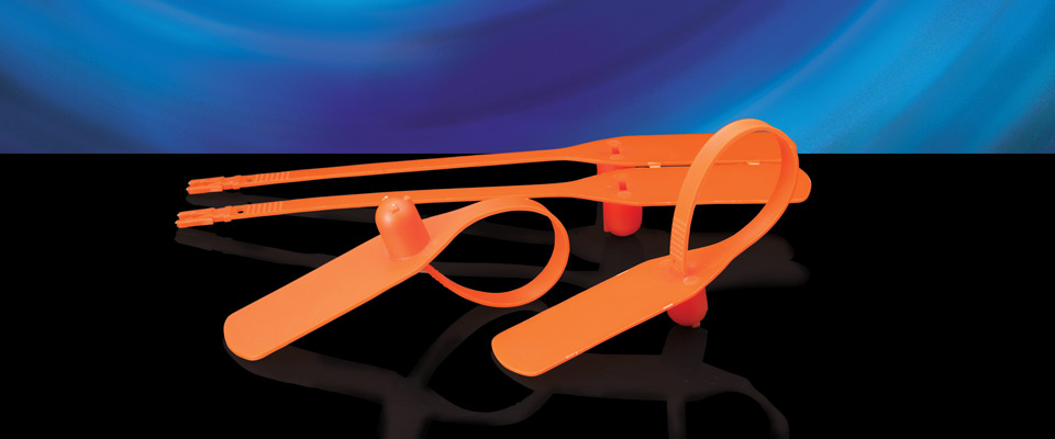 The ZoidSeal is an economical single moulded fixed length seal with the security of two locking jaws.