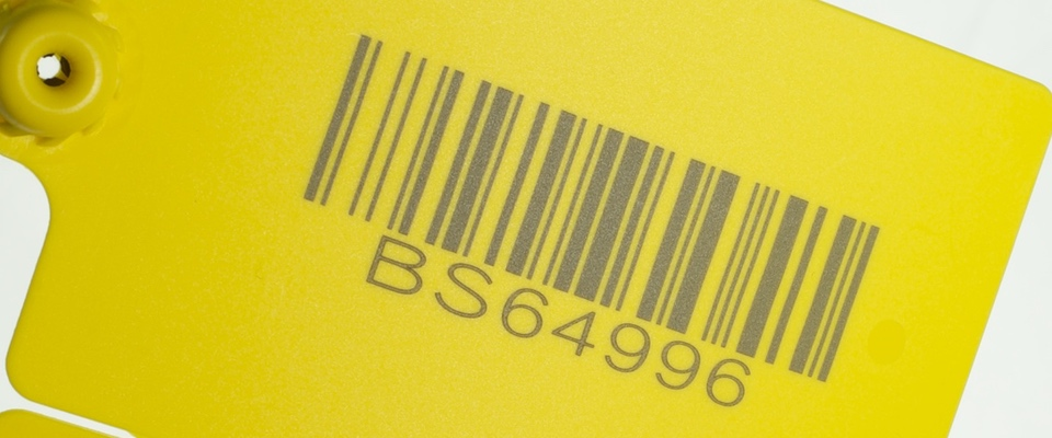 Laser marked barcode and serial numbers available. (Optional)
